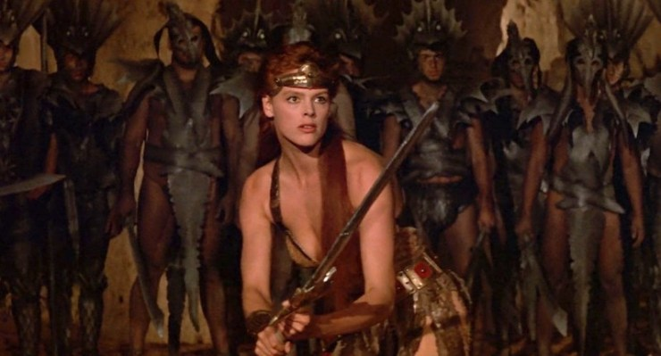 Red Sonja film, 1985