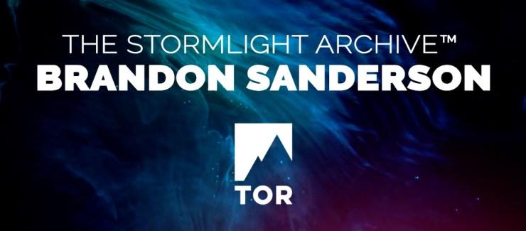Brandon Sanderson Stormlight Archive Book 4 SDCC