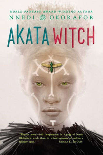 Akata Witch, cover