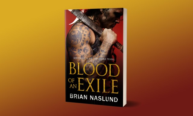 Exploring the Ecology of Dragons: Brian Naslund's Blood of an Exile