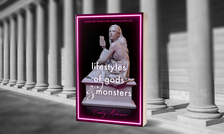 Blog Post Featured Image - Preview an Excerpt from Lifestyles of Gods and Monsters