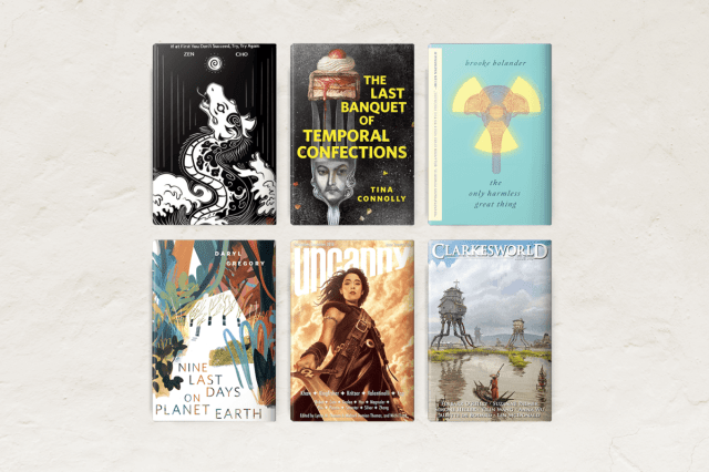 Hugo Spotlight: The Finalists for Best Novelette
