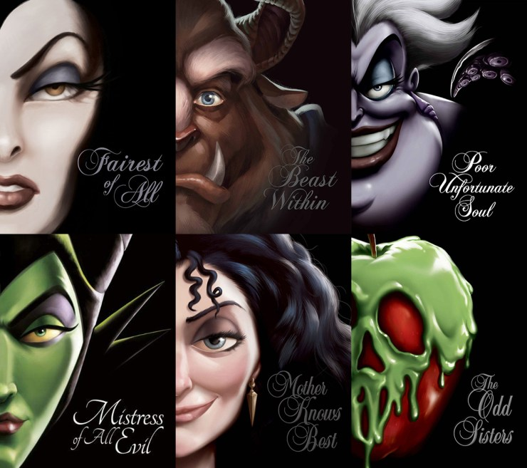 Blog Post Featured Image - Disney Isn't Going Forward with Villain-Centric Book Of Enchantment Series