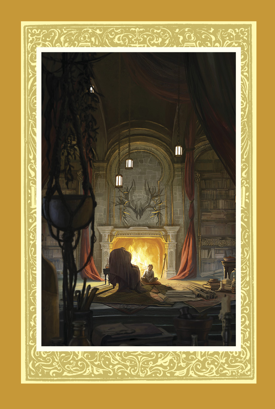 Preview New Art From The Illustrated Edition Of Robin Hobb S