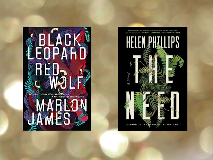 Blog Post Featured Image - Marlon James' Black Leopard, Red Wolf and Helen Phillips' The Need Longlisted for the National Book Award