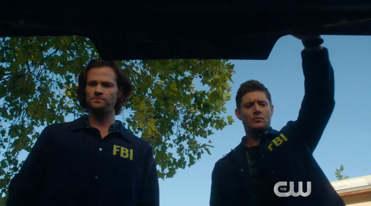 Blog Post Featured Image - Watch the Trailer for Supernatural's Final Season