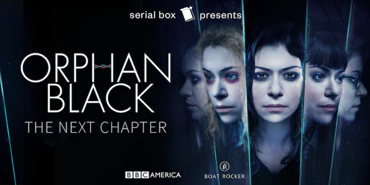Blog Post Featured Image - Serial Box's Orphan Black: The Next Chapter Is a Mostly Successful Experiment in Transmedia Storytelling