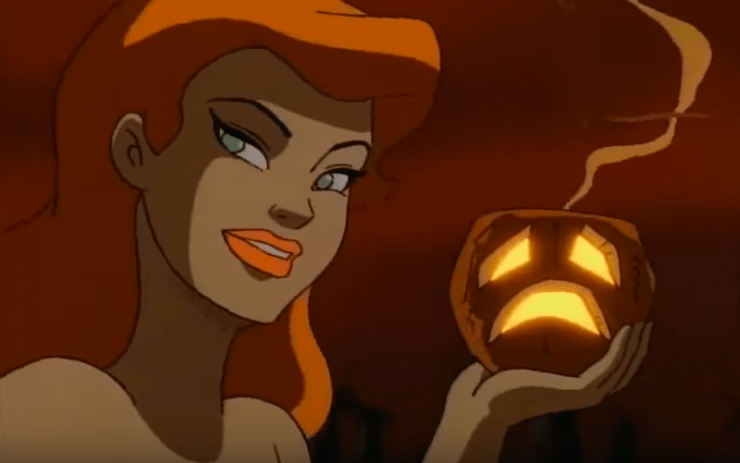 Poison Ivy in Batman: The Animated Series