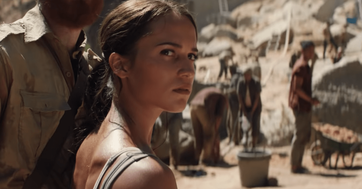 2018 S Tomb Raider Movie Is Getting A Sequel Tor Com