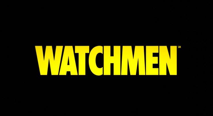 Watchmen HBO show logo