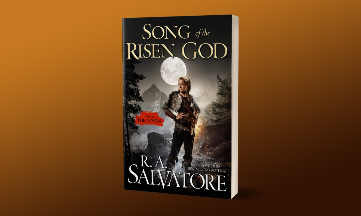 Read the Prologue and First Chapter From R.A. Salvatore's Song of the Risen God