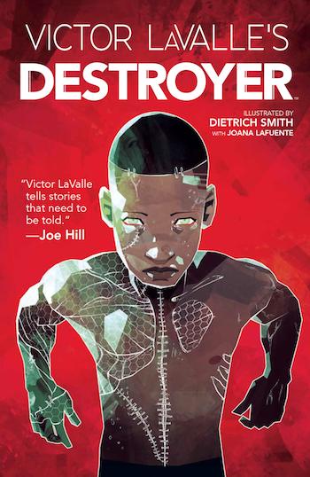 Frankenstein adaptation retelling context Destroyer Victor LaValle