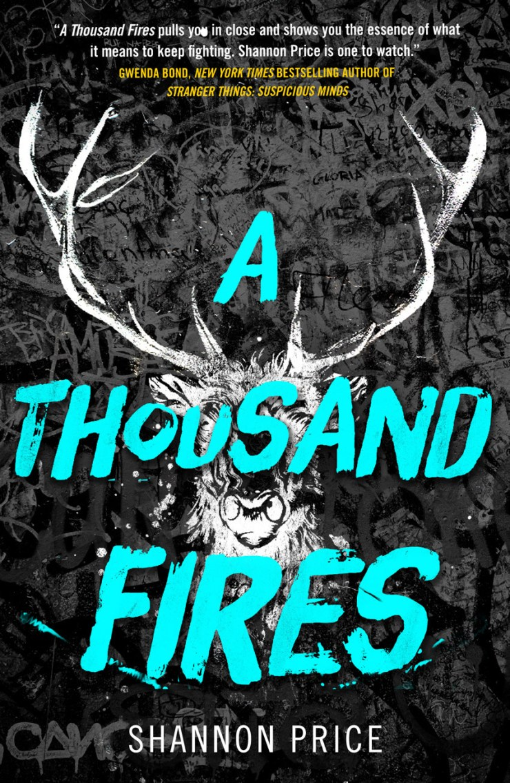 Blog Post Featured Image - A Thousand Fires Sweepstakes!