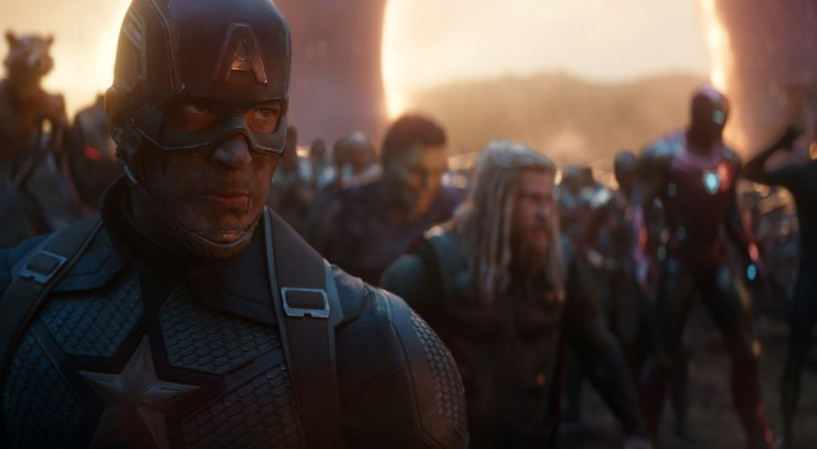 "Blog Post Featured Image - ""Whatever it takes"" — Avengers: Endgame"
