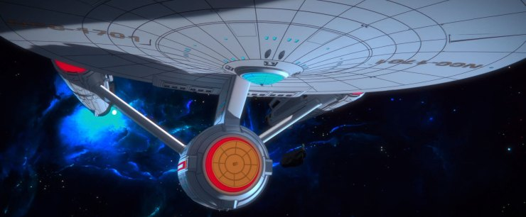"Blog Post Featured Image - New Details and Trailers Out for Star Trek's Animated ""Short Treks"""