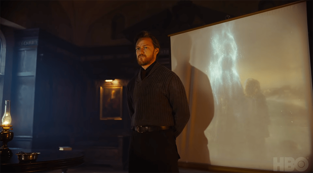 What Setting and Costume Reveal about His Dark Materials' Literary Agenda