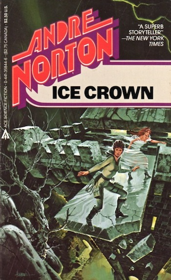 Blog Post Featured Image - Agency and Mind Control in Andre Norton's Ice Crown