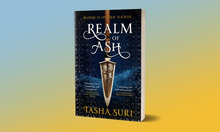 Blog Post Featured Image - Fantasy Focused on Interiority: Realm of Ash by Tasha Suri