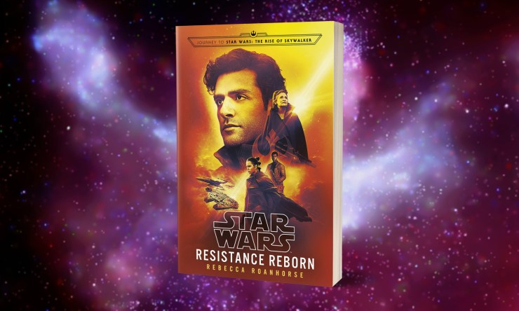 Blog Post Featured Image - Be Better Than Yesterday: Star Wars: Resistance Reborn by Rebecca Roanhorse