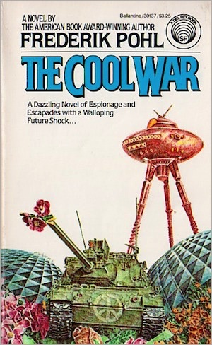 Book Cover: The Cool War by Frederik Pohl