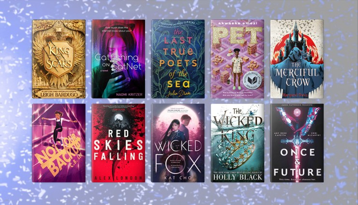 Blog Post Featured Image - Best Young Adult Science Fiction, Fantasy, and Horror of 2019
