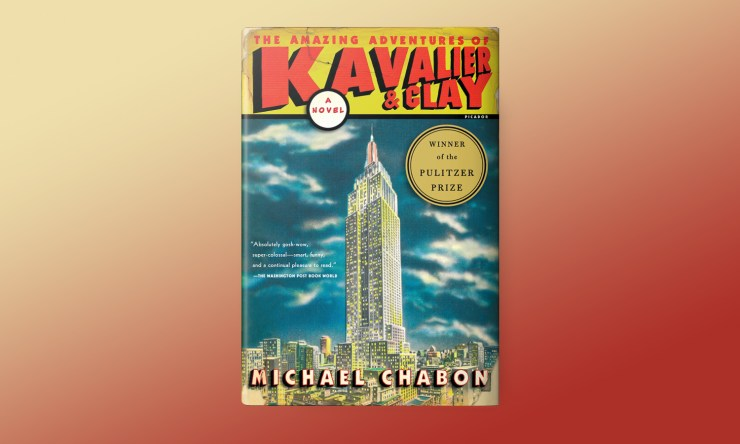 Blog Post Featured Image - The Amazing Adventures of Kavalier and Clay Is Heading to Showtime