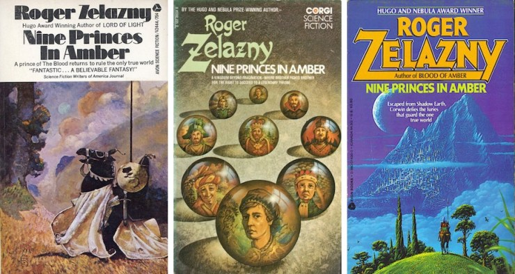 Blog Post Featured Image - Hard-Boiled Fantasy: Nine Princes in Amber by Roger Zelazny
