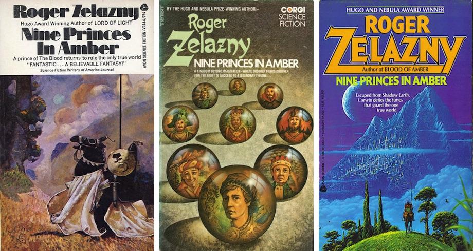 Hard-Boiled Fantasy: Nine Princes in Amber by Roger Zelazny