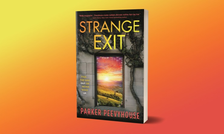 Blog Post Featured Image - Head Down the Rabbit Hole in Parker Peevyhouse's Strange Exit