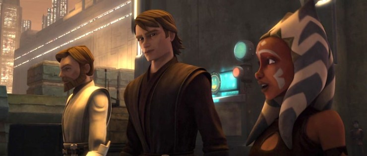 Blog Post Featured Image - To Understand Anakin Skywalker's Full Story, You Need to Watch the Star Wars Animated Series