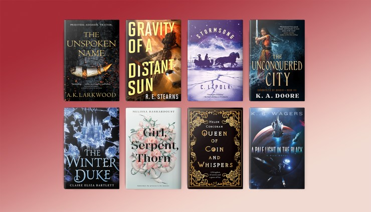 Blog Post Featured Image - Sleeps With Monsters: Looking Forward to the Books of 2020