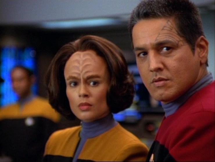 """Blog Post Featured Image - Star Trek: Voyager Rewatch: """"Parallax"""""""
