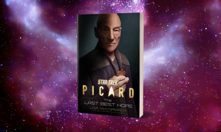 Blog Post Featured Image - Star Trek: Picard: The Last Best Hope Fills in Some Key Gaps in the Story So Far…