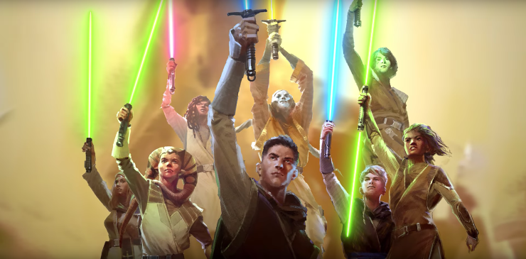 Blog Post Featured Image - Lucasfilm Reveals Next Big Star Wars Publishing Project: The High Republic