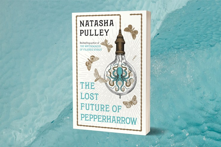 Blog Post Featured Image - Peering Into The Lost Future of Pepperharrow by Natasha Pulley
