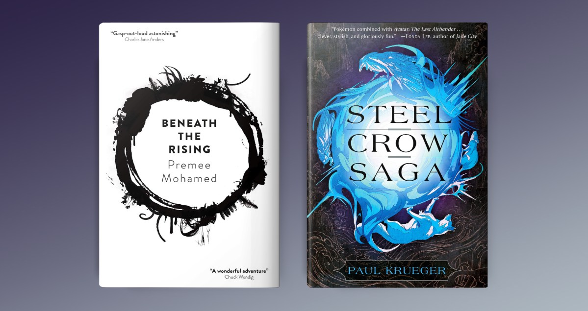 A Framework for Decolonizing Speculative Fiction: Beneath the Rising and Steel Crow Saga