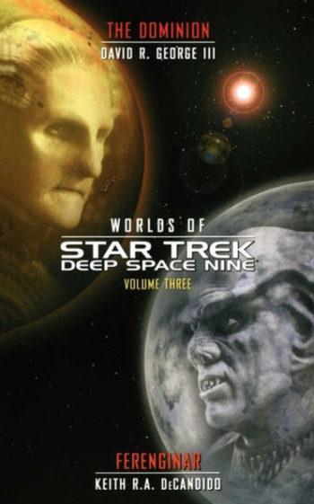 Blog Post Featured Image - Star Trek: Deep Space Nine Reread — The Dominion: Olympus Descending
