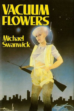 Vacuum Flowers book cover