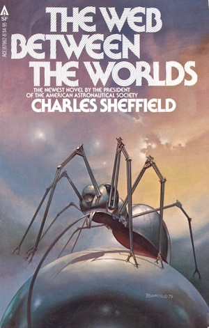 The Web Between the Worlds book cover