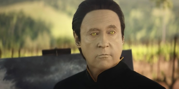 Data in Star Trek Picard