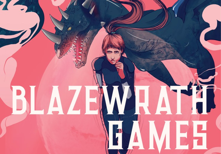 Blog Post Featured Image - Are You Ready to Soar? Revealing Blazewrath Games by Amparo Ortiz