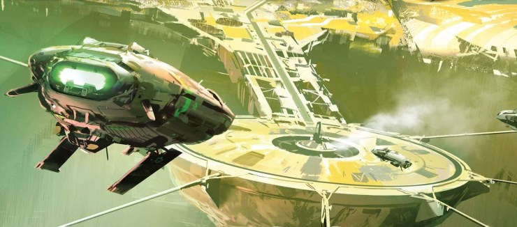 Blog Post Featured Image - Five SF Empires That Seemed Too Big to Fail