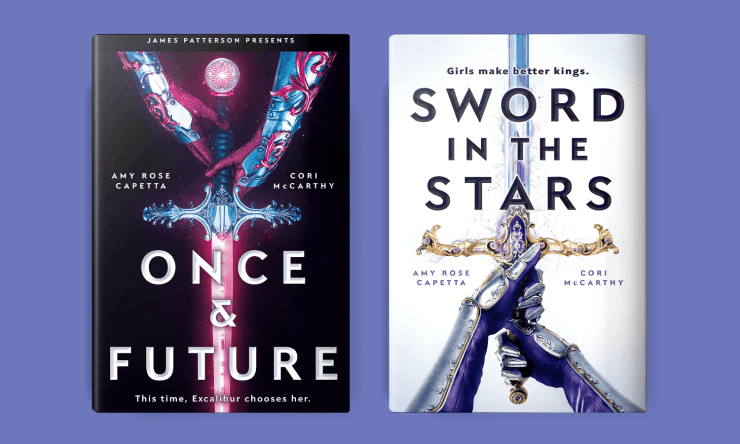 Blog Post Featured Image - Will the Circle Be Unbroken?: Sword in the Stars by Amy Rose Capetta and Cori McCarthy