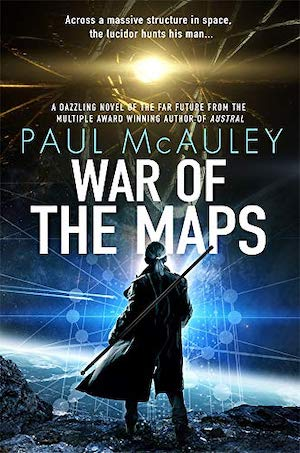 War of the Maps book cover