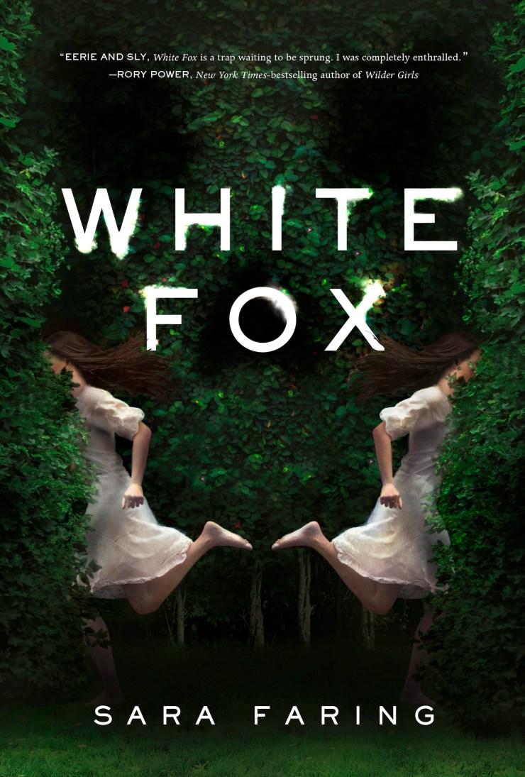 White Fox book cover