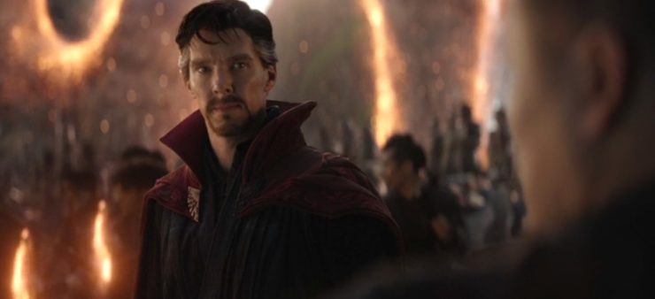 Avengers: Endgame, finale, portals, Doctor Strange