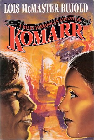 Komarr book cover