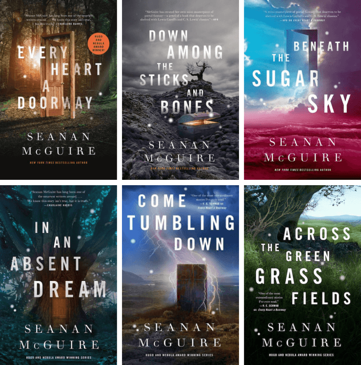 Open Your Door to Centaurs and Unicorns in Across the Green Grass Fields, the Newest Installment of Seanan McGuire's Wayward Children Series! | Tor.com
