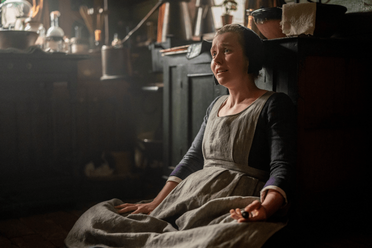 Outlander 512 season finale Never My Love Claire rape Marsali