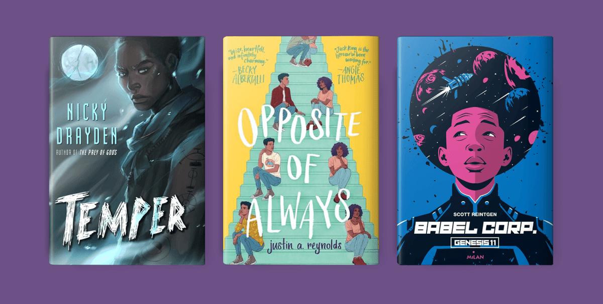 popular books for teen boys